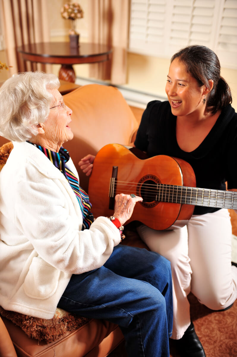 therapy music musical spirit services living