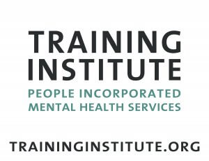 Training Institute People Incorporated Mental Health Services Logo